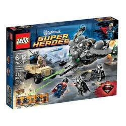 lego super heroes 76003 superman battle of smallville set new in box sealed