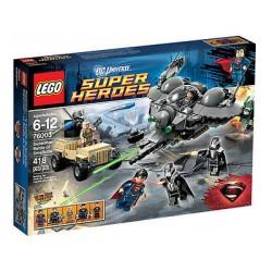 Lego superhelte 76.003 superman slaget ved Smallville sat nye i rubrik forseglet