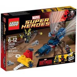 Lego super helte 76.039 tant mand sidste kamp sat i nye boks forseglet