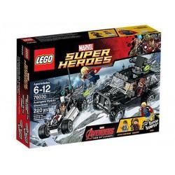 lego superheroes 76030 avengers hydra showdown set new in box sealed