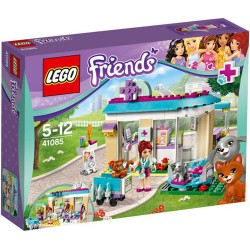 LEGO Friends 41085 Vet Clinic 41085 New In Box Sealed