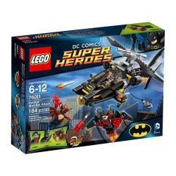 Lego superhjältar 76011 Batman man bat attack satt nytt i rutan förseglade