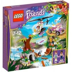 LEGO Barátok 41036 Jungle Bridge mentés 41036 New In Box Sealed