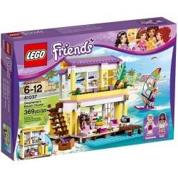 Beach House New LEGO Friends 41037 Стефани В Box Запечатана