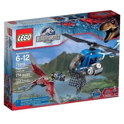 lego jurassic world 75915 pteranodon capture set new in box sealed