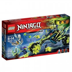 lego ninjago 70730 chain cycle ambush set new in-box sealed