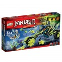 lego ninjago 70730 chain cycle ambush set new in-box sealed