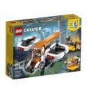 lego creator 3in1 drone explorer 31071