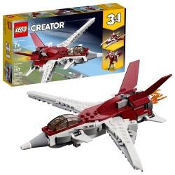 lego creator 3in1 futuristic flyer 31086