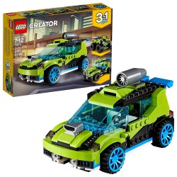 lego creator 3in1 rocket rally car 31074