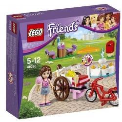 LEGO Friends 41030 Olivias Ice Cream cykel 41030 New In Box förseglat