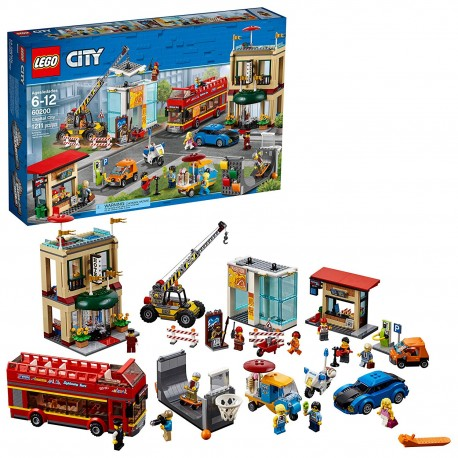 lego city capital city 60200