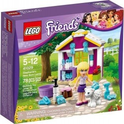 LEGO Prijatelji 41029 Stephanie New Born Janje novo u kutiji Sealed