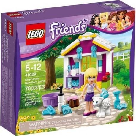 LEGO Friends 41029 Stephanie's New Born Lamb New In Box Sealed