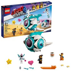 lego the lego movie 2 sweet mayhems systar starship 70830