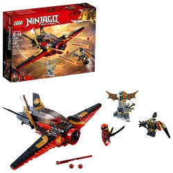 lego ninjago masters of spinjitzu destinys wing 70650