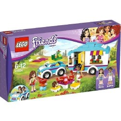 LEGO Friends 41034 Summer Caravan 41034 New In Box Sealed
