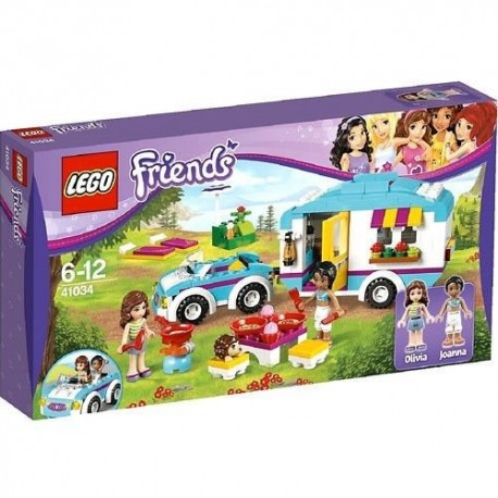LEGO Friends 41034 Summer Caravan 41034 New In Box Sealed
