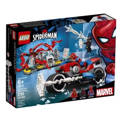 lego marvel spider man bike rescue 76113