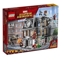 lego marvel super heroes avengers infinity war sanctum sanctorum showdown 76108