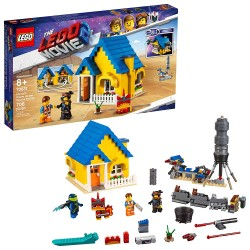 lego the lego movie 2 emmets dream house rescue rocket 70831