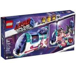 lego the lego movie 2 pop up party bus 70828