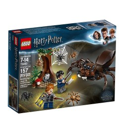 lego harry potter and the chamber of secrets aragog's lair 75950