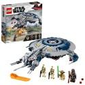 lego star wars the revenge of the sith droid gunship 75233