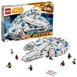 lego star wars solo a star wars story kessel run millennium falcon 75212