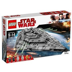lego star wars viii first order star destroyer 75190