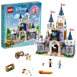 lego disney princess cinderellas dream castle 41154