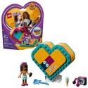 lego friends andreas heart box 41354