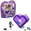 lego friends emmas heart box 41355