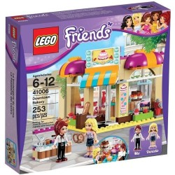 LEGO Friends 41006 Приятели Downtown Bakery Set New В Box Запечатана