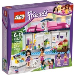 LEGO Friends 41007 Heartlake Pet Salon Set New In Box Sealed