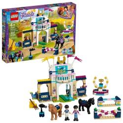 lego friends stephanies horse jumping 41367