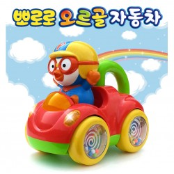 pororo orgel melody baby car