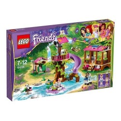 LEGO Friends 41038 Jungle Rescue Base 41038 New In Box Sealed