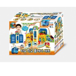 tayo school play sets