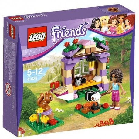 LEGO Friends 41031 Andrea's Mountain Hut 41031 New In Box Sealed