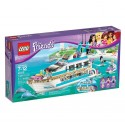 LEGO Friends 41015 Friends Dolphin Cruiser Set New In Box Sealed