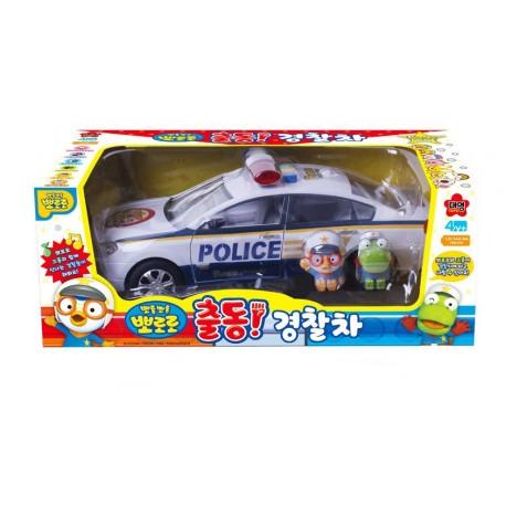 pororo police car