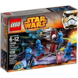 LEGO Star Wars 75088 senaatin Commando Troopers Aseta uusi In Box Sealed