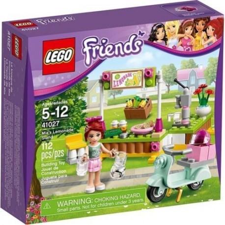 LEGO friends 41027 mia's lemonade stand new In box sealed