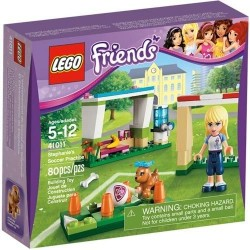 LEGO friends 41011 stephanie soccer practice set new In box sealed