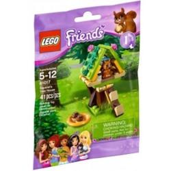 LEGO друзей дерево дом 41017 Белки установим новые в коробке запечатаны