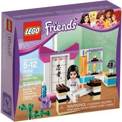 LEGO friends 41002 emma karate class set new In box sealed