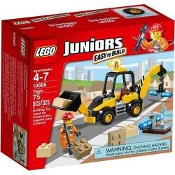 Lego City 10666 Juniors 10666 scavatrice