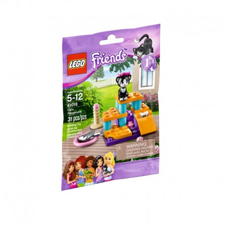 lego friends 41018 cat s playground new in box sealed