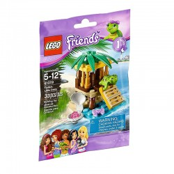 lego friends 41019 skilpadder liten oase nye i boksen forseglet